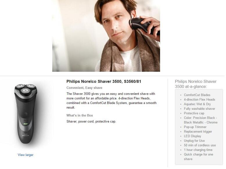 Philips Beard trimmer 3500 Review