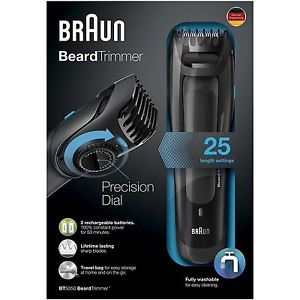 Braun BT 5050 for Men Beard Trimmer