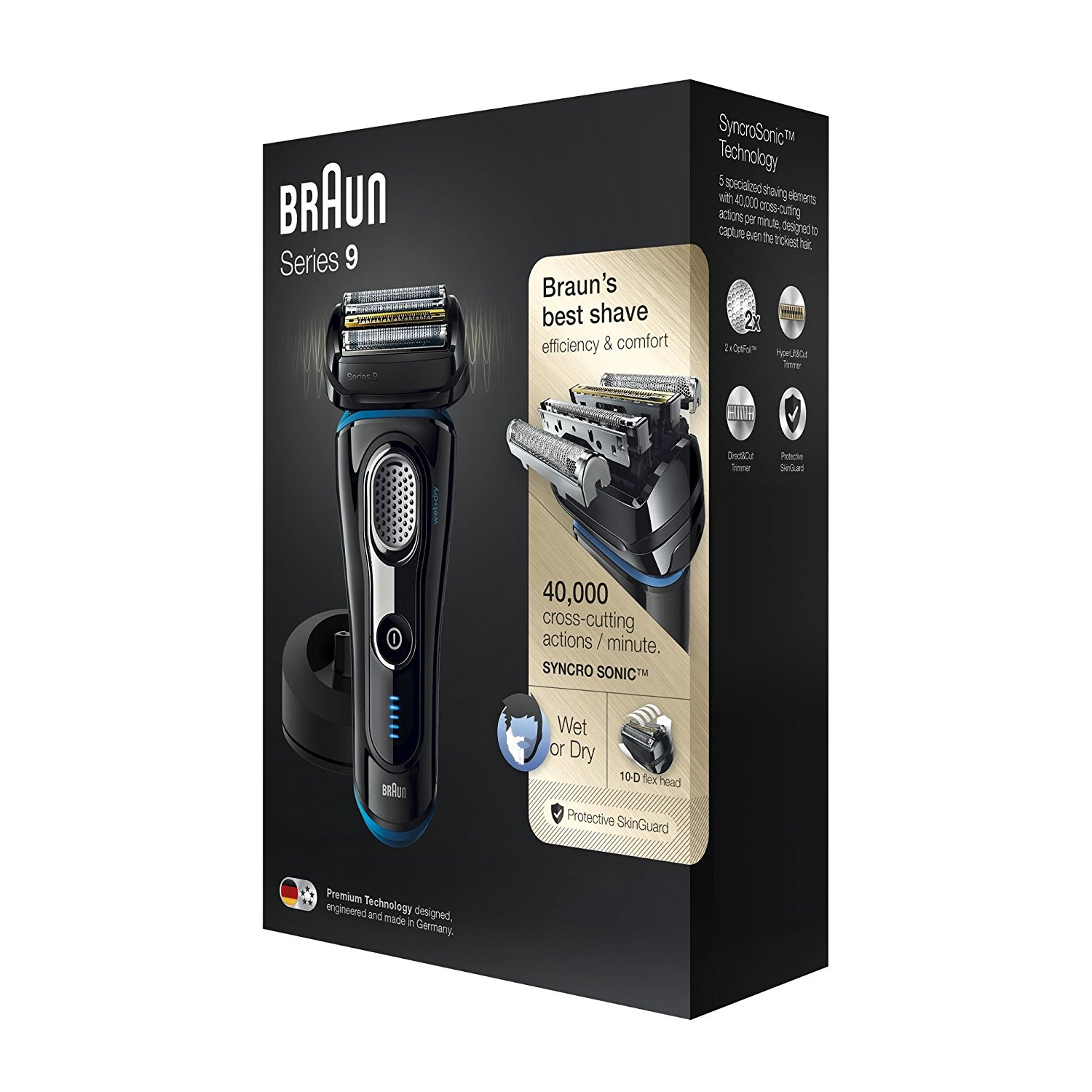 Braun Series 9-4