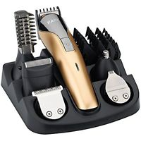 FARI All in One Multifunctional Electric Hair Trimmer and Grooming Kit