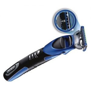 Gillette Fusion Pro glide Styler 3 in 1 Body Groomer with Beard Trimmer