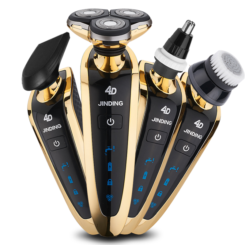 JINDING Electric Hair Clipper Grooming Kit for Family Review
