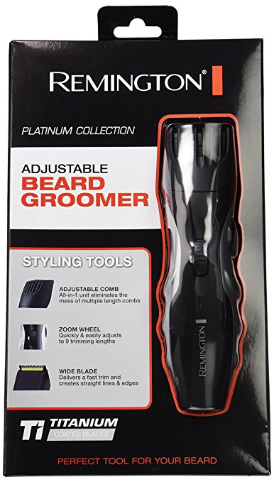 Remington MB 200 Mustache and Beard Trimmer