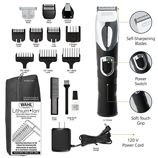 Wahl 9854-600 Lithium Ion All-in-One Trimmer Review