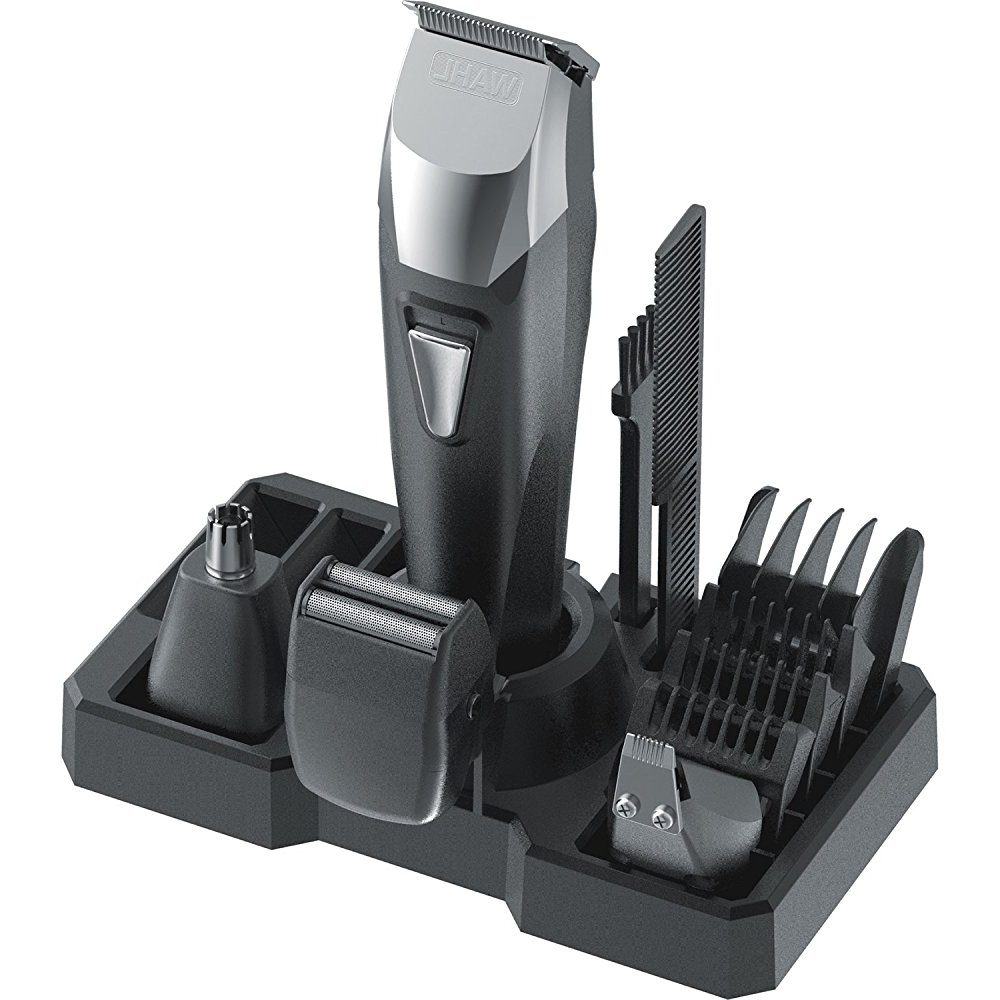 Wahl Groomsman Pro 9860-700 all-in-one Grooming Kit
