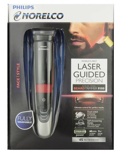Philips Norelco Beard Trimmer 9100