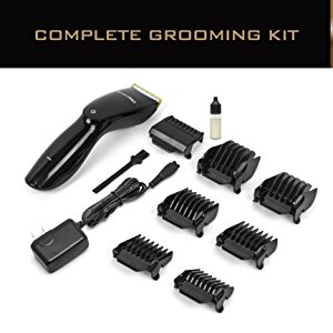 TRYM PRO Premium Beard Trimming Set (Grooming Kit) Review