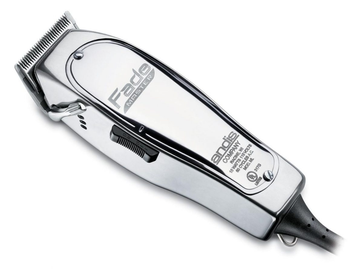 Andis Fade Master with Fade Blade Beard Trimmer