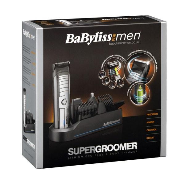 BABYLISS SUPER STUBBLE