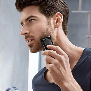 Braun MGK 3060 Multi Grooming Kit 8 in 1 Beard and Hair Trimmer for Men