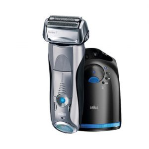 Braun Series 7- 790cc Pulsonic Shaver System Review