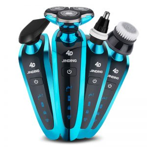 JINDING Electric Hair Clipper Grooming Kit