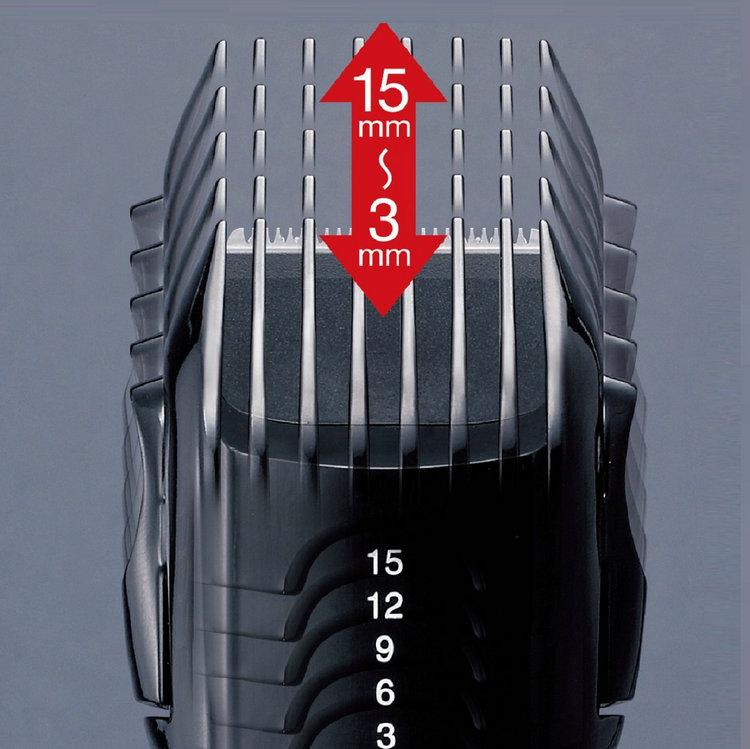 Panasonic ER 2403 K Beard Trimmer Review