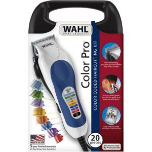 WAHL Model 79300 Color Pro 20 Pieces (400W) Beard trimmer