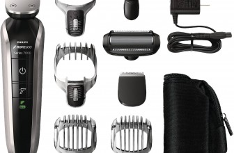 Philips Norelco Multigroom 7100 Review (2018)