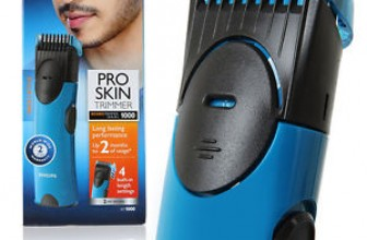 Philips BT 1000 Pro Skin Beard Trimmer Review